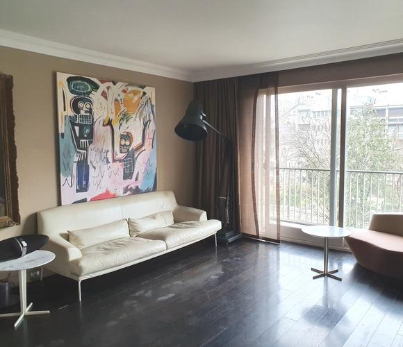 Vente Appartement 2 pièces 56m² Neuilly-sur-Seine (92200) - photo