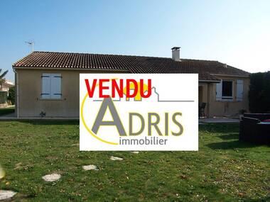 Vente Maison 4 pièces 94m² Saint-Paul-lès-Romans (26750) - photo