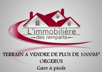 Vente Terrain 1 078m² La Queue-les-Yvelines (78940) - photo