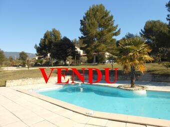 Sale House 6 rooms 200m² Grambois (84240) - Photo 1