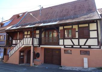 Vente Maison 4 pièces 85m² KINTZHEIM - photo