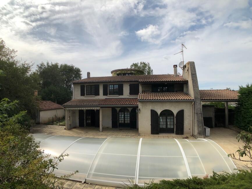 Vente Maison 9 pièces 207m² Saint-Marcel-lès-Valence (26320) - photo