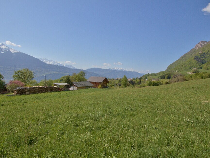 Vente Terrain 1 672m² Cléry (73460) - photo
