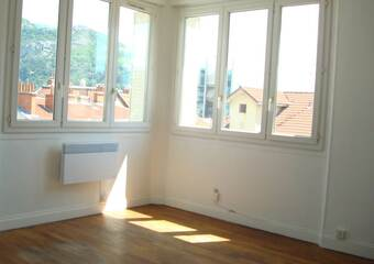 Vente Appartement 1 pièce 37m² Grenoble (38000) - Photo 1