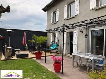 Vente Maison 8 pièces 180m² Morestel (38510) - photo
