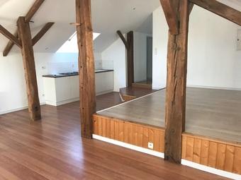 Location Appartement 2 pièces 65m² Saint-Sauveur (70300) - Photo 1