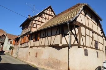 Vente Maison 3 pièces 90m² Dambach-la-Ville (67650) - Photo 1