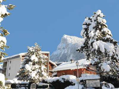 Vente Appartement 1 pièce 23m² Samoëns (74340) - photo