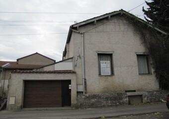 Vente Maison 3 pièces 75m² Sury-le-Comtal (42450) - Photo 1