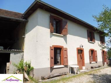 Vente Maison 7 pièces 150m² Les Abrets (38490) - photo