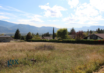 Vente Terrain 702m² Saint-Ismier (38330) - Photo 1