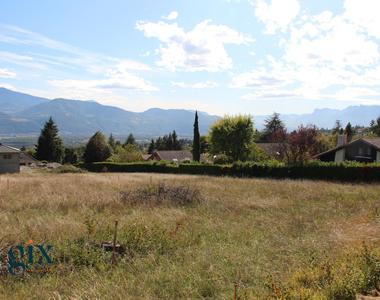 Vente Terrain 702m² Saint-Ismier (38330) - photo