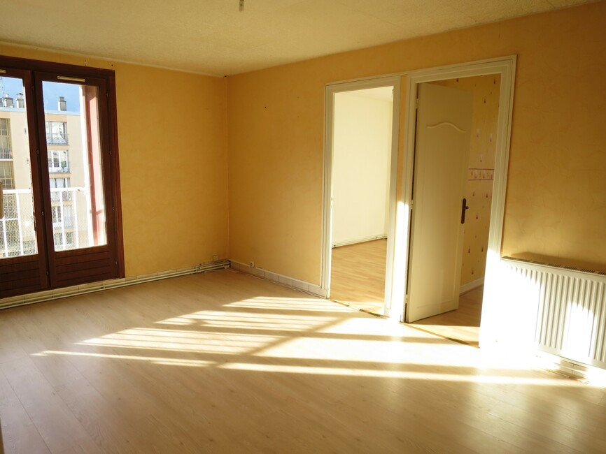 Location Appartement 3 pièces 47m² Seyssinet-Pariset (38170) - photo