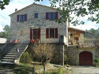 Vente Maison 7 pièces 140m² Rosières (07260) - Photo 1