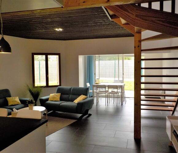 Vente Maison 4 pièces 102m² Gujan-Mestras (33470) - photo