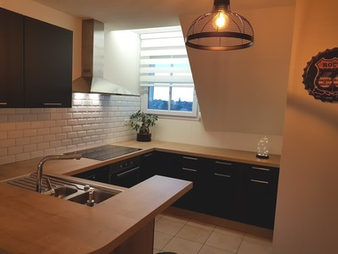 Vente Appartement 4 pièces 80m² Wittenheim (68270) - photo