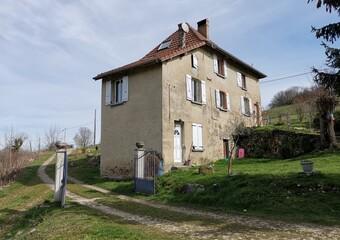 Vente Maison 5 pièces 150m² Châbons (38690) - photo