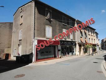 Vente Local commercial 139m² Saint-Vallier (26240) - photo