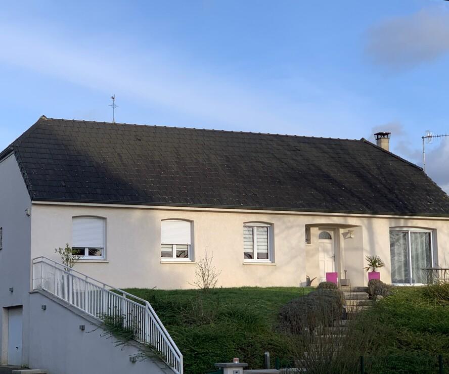 Vente Maison 6 pièces 125m² Ognes (02300) - photo