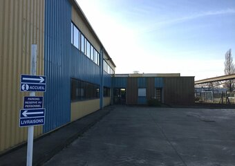 Location Local industriel 1 500m² Saint-Vigor-d'Ymonville (76430) - Photo 1