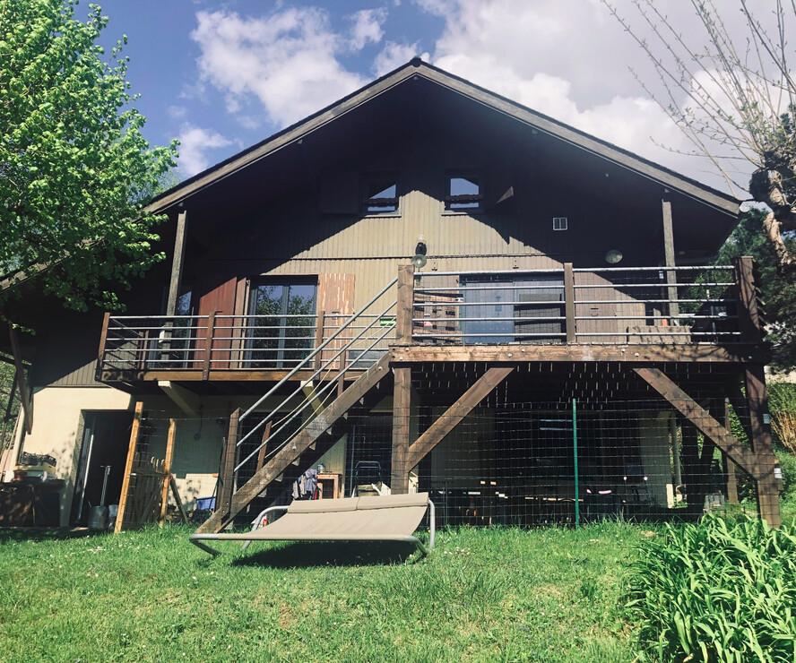 Vente Maison 8 pièces 125m² Revel (38420) - photo