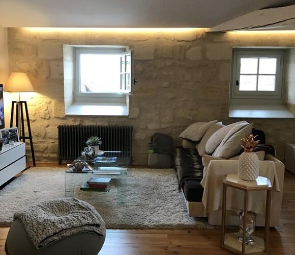 Renting Apartment 3 rooms 81m² Bordeaux (33000) - photo