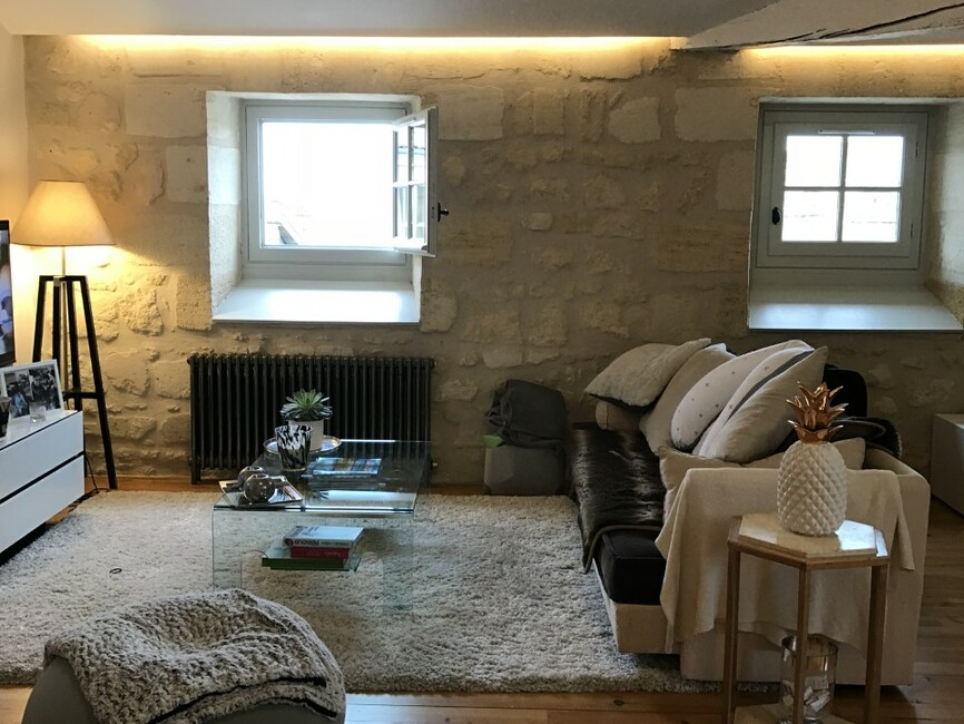 Location Appartement 3 pièces 81m² Bordeaux (33000) - photo