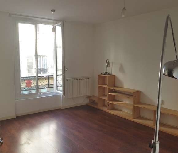 Vente Appartement 2 pièces 31m² Paris 19 (75019) - photo