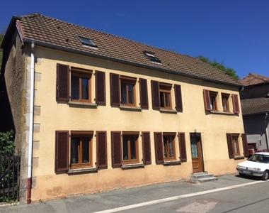 Sale House 6 rooms 136m² RONCHAMP - photo