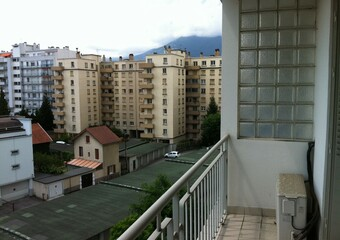 Vente Appartement 4 pièces 74m² GRENOBLE - photo