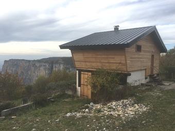 Location Maison 3 pièces 40m² Presles (38680) - photo