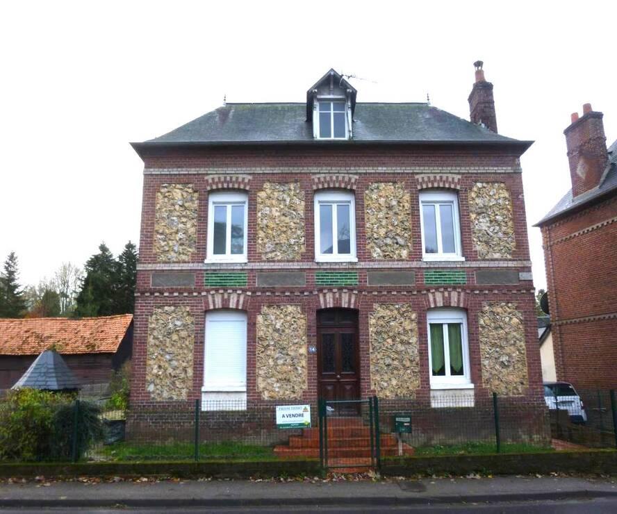 Vente Maison 5 pièces 110m² AUFFAY centre - photo