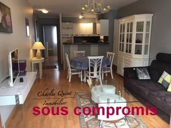 Sale Apartment 3 rooms 58m² Le Touquet-Paris-Plage (62520) - Photo 1