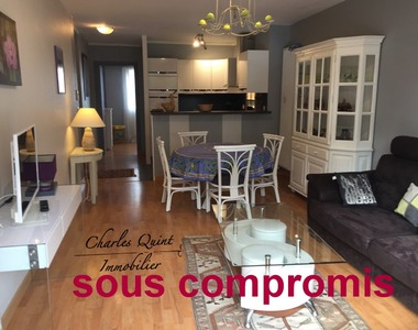 Vente Appartement 3 pièces 58m² Le Touquet-Paris-Plage (62520) - photo