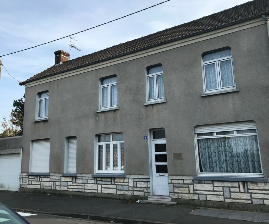 Vente Maison 10 pièces 255m² Isbergues (62330) - photo