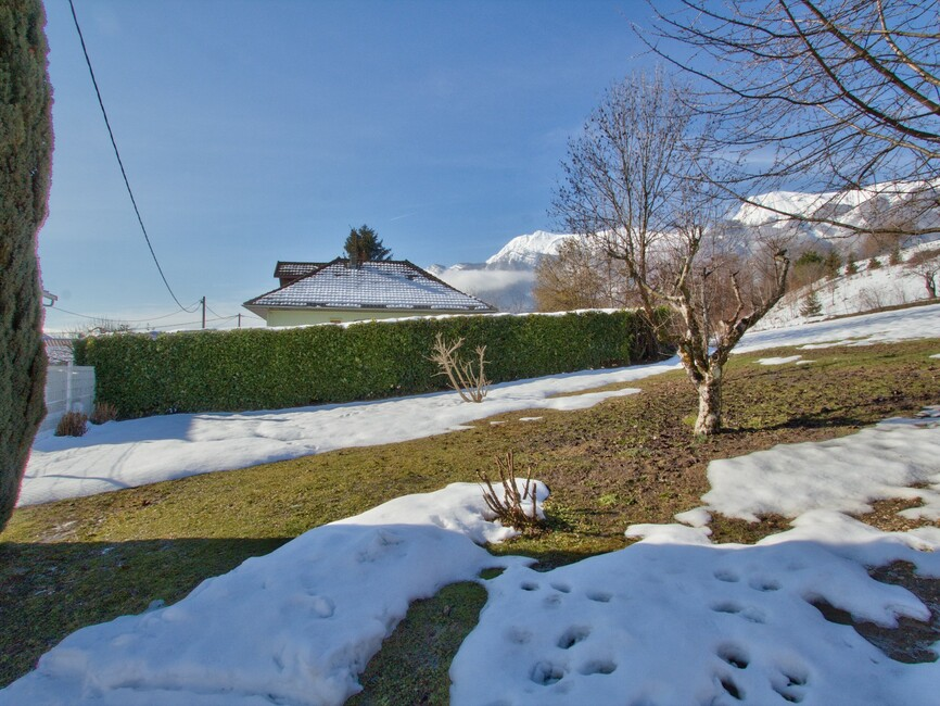 Vente Terrain 310m² Tournon (73460) - photo