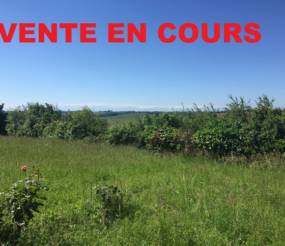 Vente Terrain 861m² SECTEUR SAMATAN-LOMBEZ - photo