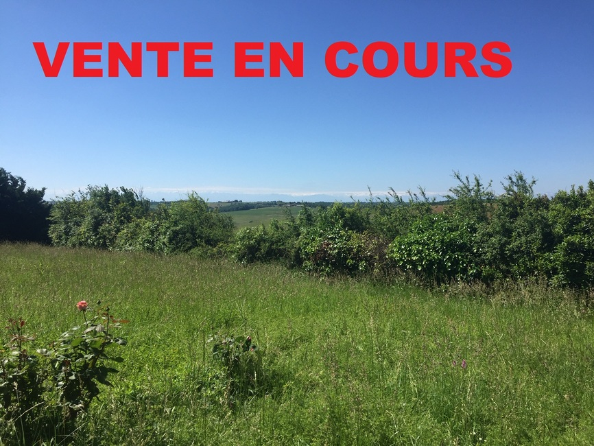 Sale Land 861m² SECTEUR SAMATAN-LOMBEZ - photo