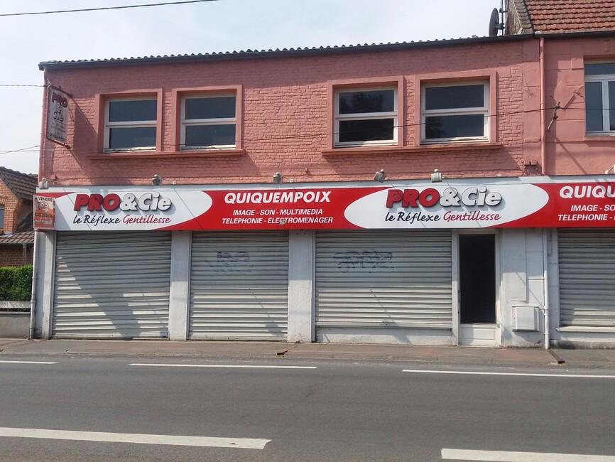 Vente local commercial 8 pi ces montigny en gohelle 62640 226820 - Changer un local commercial en habitation ...
