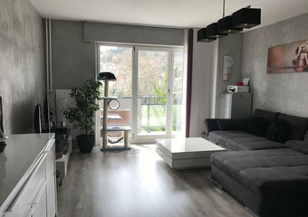 Vente Appartement 4 pièces 80m² Thann (68800) - photo