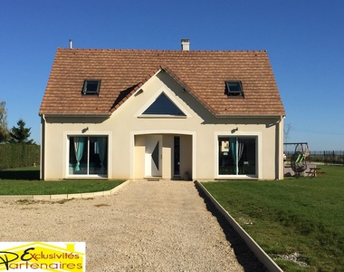 Sale House 6 rooms 118m² Bû (28410) - photo