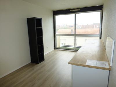 Location Appartement 1 pièce 18m² Bordeaux (33000) - photo