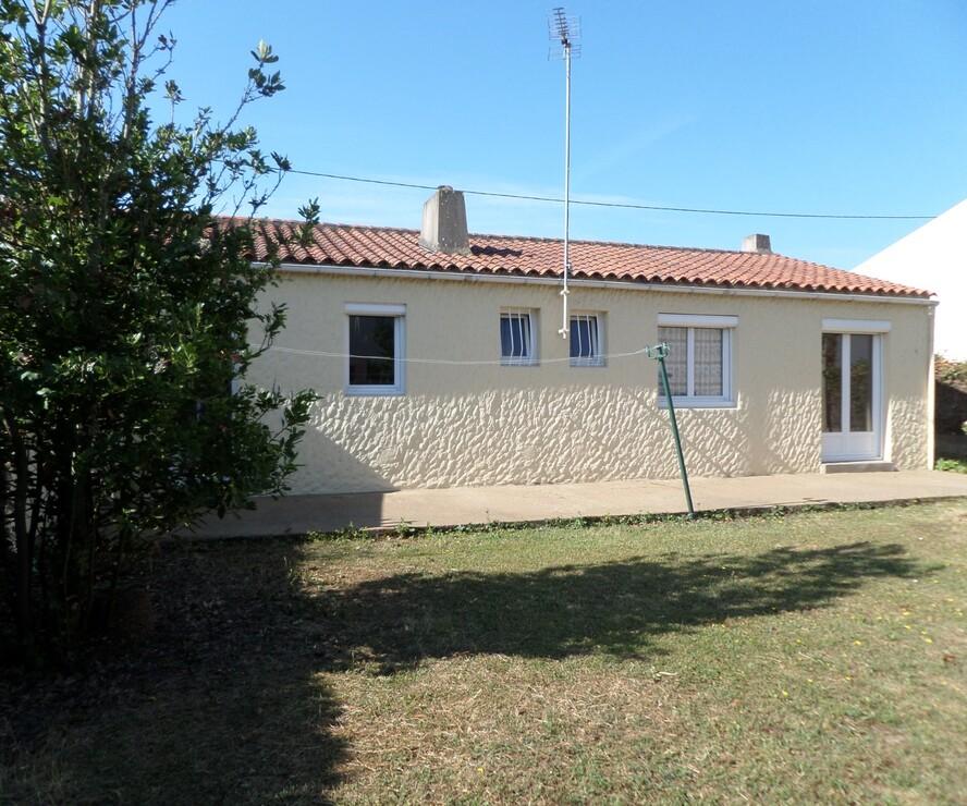Vente Maison 4 pièces 72m² Olonne-sur-Mer (85340) - photo