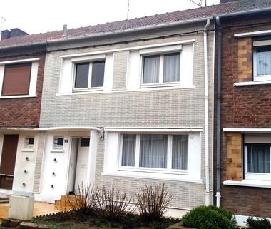 Vente Maison 5 pièces 75m² Harnes (62440) - photo