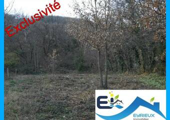 Vente Terrain 550m² Saint-Georges-les-Bains (07800) - Photo 1