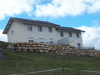 Location Maison 4 pièces 104m² Moye (74150) - Photo 1