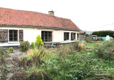 Vente Maison 5 pièces 129m² Beaurainville (62990) - photo
