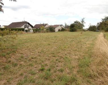 Sale Land 1 120m² 5 MINUTE DE LUXEUIL - photo