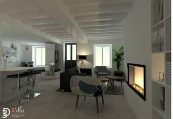 Vente Maison 6 pièces 140m² Saint-Vérand (69620) - Photo 1
