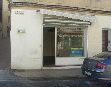 Location Local commercial 1 pièce 20m² Istres (13800) - photo